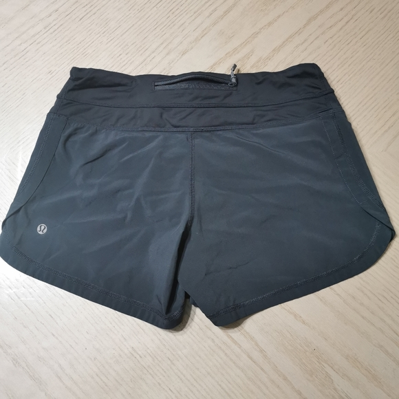 Lululemon Grey Shorts